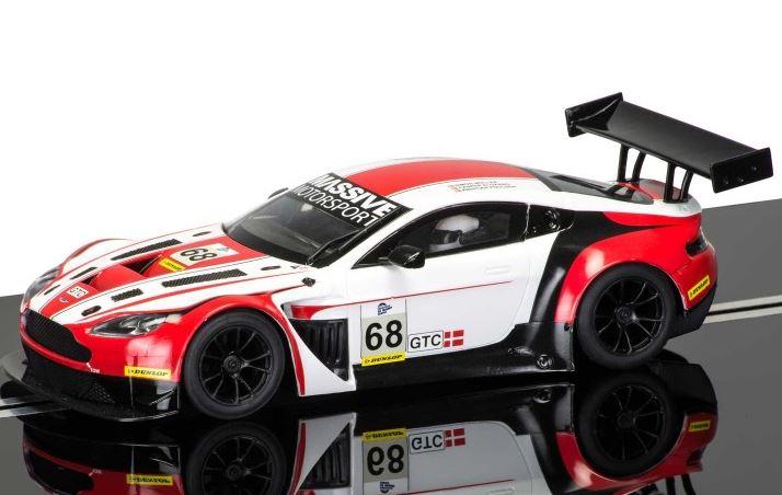 Scalextric - Aston Martin Vantage GT3 - ELMS Series 2015