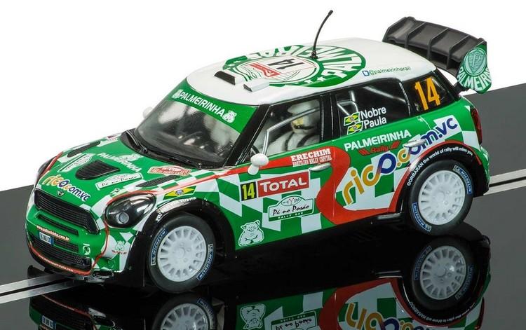 Scalextric - MINI Countryman WRC