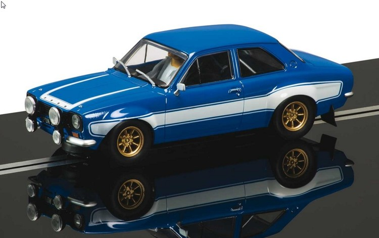 Scalextric - Ford Escort Mk1 - RS2000