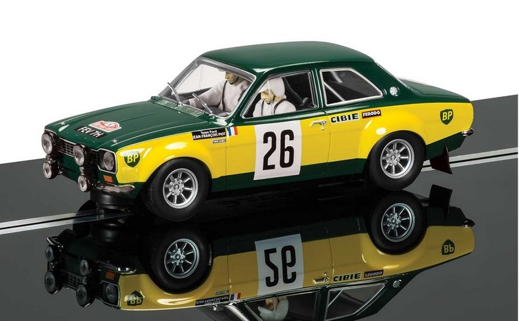 Scalextric - Ford Escort Mk1 - Team Ford (BP)
