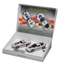 Scalextric - 60 Years of Corvette Limited Edition (display box)