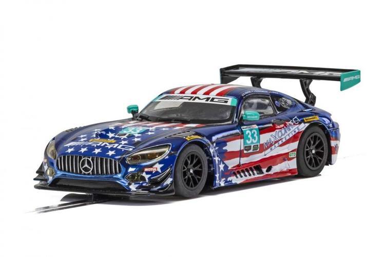 Scalextric - Mercedes AMG GT3, Riley Motorsports Team