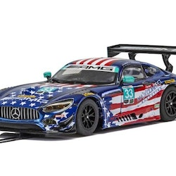 Scalextric - Mercedes AMG GT3, Riley Motorsports Team