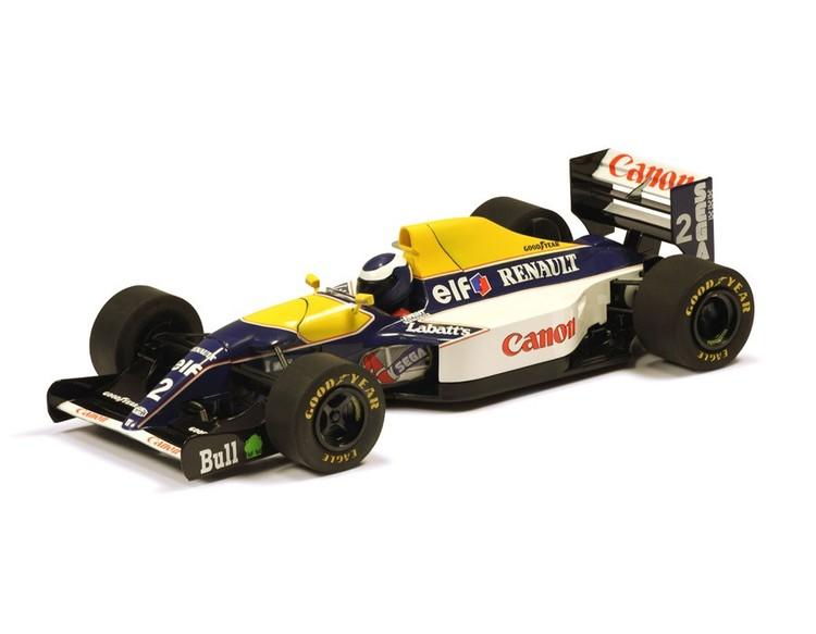Scalextric - Williams FW15C - Alain Prost, 1993 F1 World Champion
