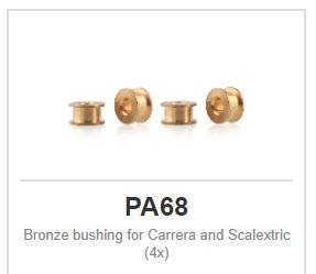 Slot.it - Bushing Bronze -  (x4)