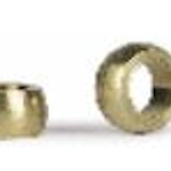Slot.it - Bushing Spherical Brass - for HRS chassis (x2)