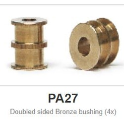 Slot.it - Bushing Bronze Double Sided -  (x4)