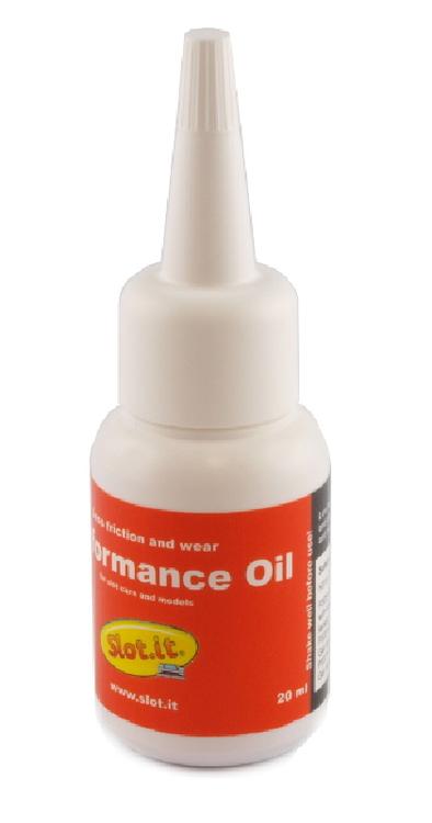 Slot.it - Performance oil for motors (20 ml)