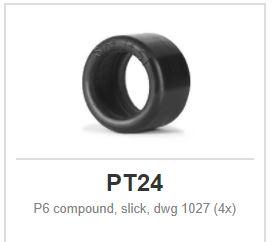 Slot.it - P6 compound, slick, dwg 1027 (4x)