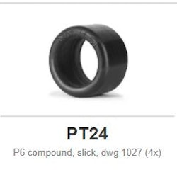 Slot.it - P6 compound, slick, dwg 1027 (4x)