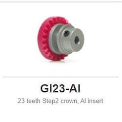 Slot.it - Inline - 23 teeth Step2 crown, Al insert