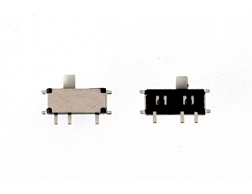 DS - DS - Microbrytare on/off - 6,75 x 2,75 x 1,40 mm (x2)