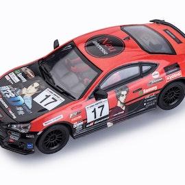 Policar - Toyota GT86 - #17 Gazoo Racing