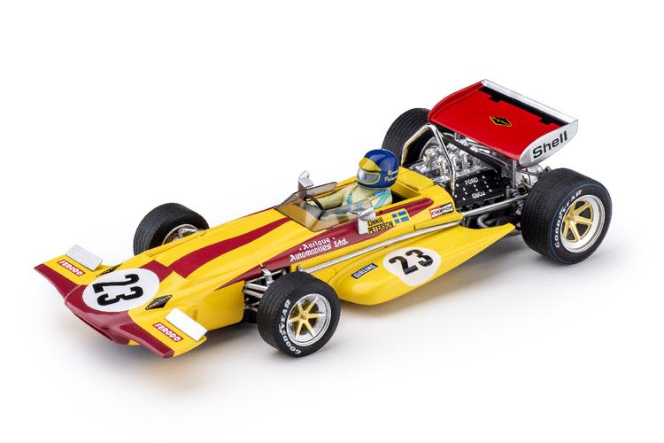 Policar - March 701 - n.23 Monaco 1970 (Ronnie Peterson)