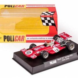 Policar - March 701 - #10 Chris Amon - Spa GP 1970