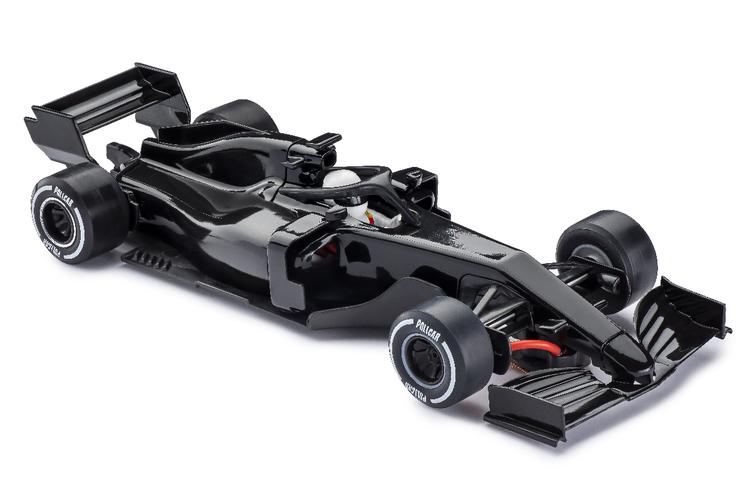 Policar - Monoposto Modern F1 - Black
