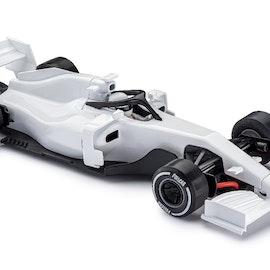 Policar - Monoposto Modern F1 - White