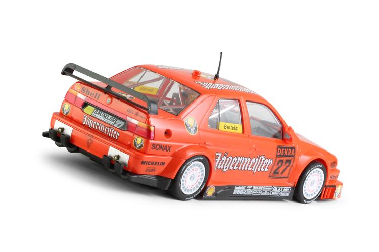 Slot.it - Alfa Romeo 155 V6TI #27 - DTM 1994 - Norisring - (Jägermeister)