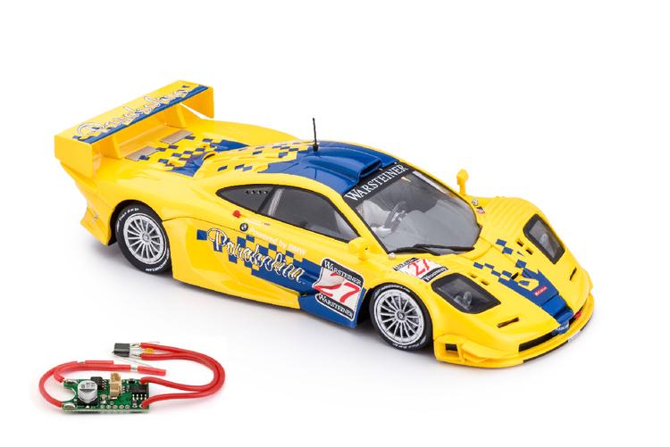 Slot.it - McLaren F1 GTR - #27 FIA GT Donington 1997 (with digital chip)