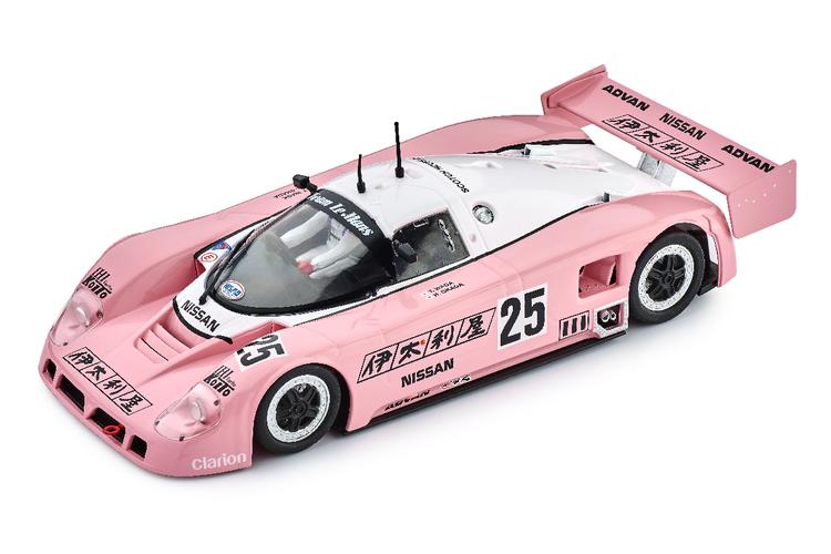 Slot.it - Nissan R91 VP 1991 - Fuji 500 Km / #25 -