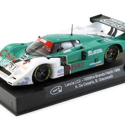 Slot.it - Lancia LC2 1000Km Brands Hatch 1986