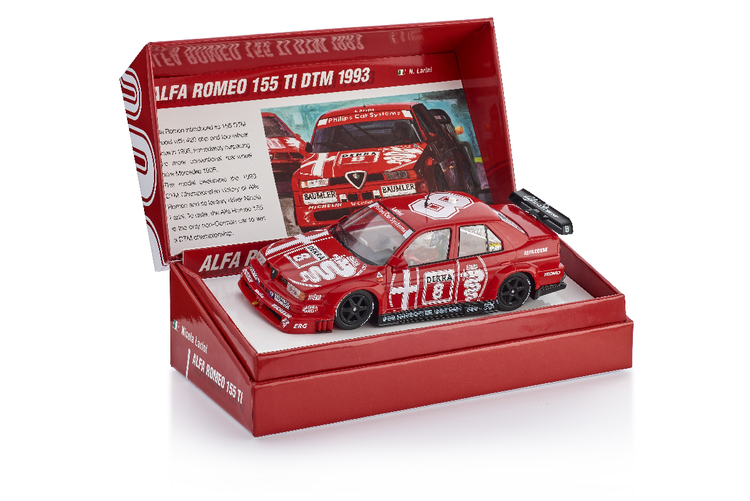 Slot.it -ALFA ROMEO 155 V6Ti DMT Winner 1993 / #8