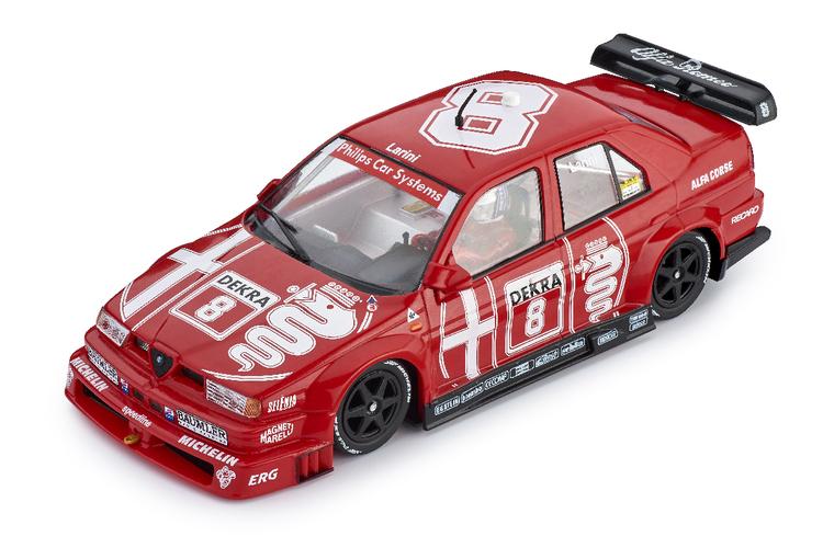 Slot.it -ALFA ROMEO 155 V6Ti DMT Winner 1993 / #8