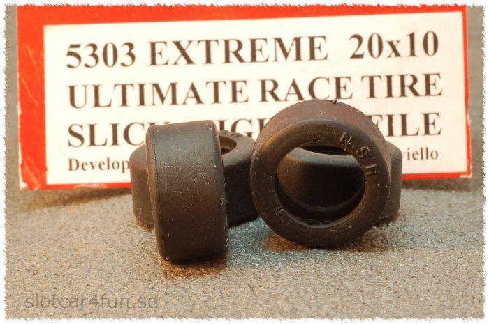 NSR - SLICK EXTREME 20 x 10 (x4)