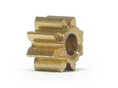 NSR - Pinion 8 Teeth Ø 5,5mm - Inline - Easy setup (x2)