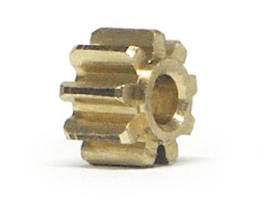 NSR - Pinion 9 Teeth Ø 5,5mm - Inline - Easy setup (x2)