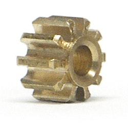 NSR - Pinion 10 Teeth Ø 5,5mm - Inline - Easy setup (x2)