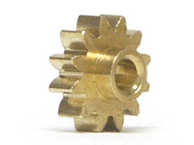 NSR - PINIONS 12 Extralight & NO friction dia. 7.5mm for NSR Anglewinder  (x2)