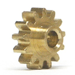 NSR - PINIONS 13 Extralight & NO friction dia. 7.5mm for NSR Anglewinder  (x2)