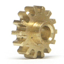 NSR - PINIONS 14 Extralight & NO friction dia. 7.5mm for NSR Anglewinder  (x2)