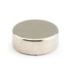 NSR - SUPER NEODIMIUM MAGNET ROUND 4mm thickness (2x)