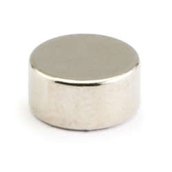 NSR - SUPER NEODIMIUM MAGNET ROUND 5mm thickness (2x)