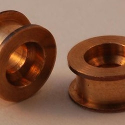 "NSR - Bushing 2,5 mm for NINCO Cars ""no friction"" (2x)"