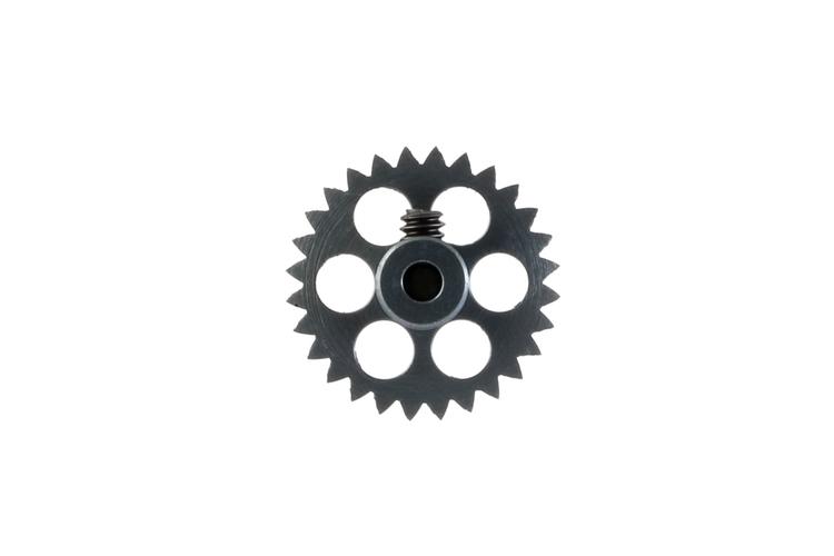 NSR - AW crown gear - 3/32 Alu - 28 Teeth Ø 16mm - Anglewinder 15°