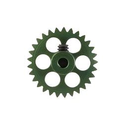 NSR - AW crown gear - 3/32 Alu - 29 Teeth Ø 16mm - Anglewinder 15°