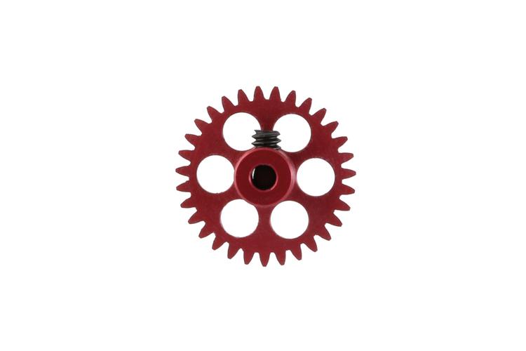 NSR - AW crown gear - 3/32 Alu - 31 Teeth Ø 16mm - Anglewinder 15°