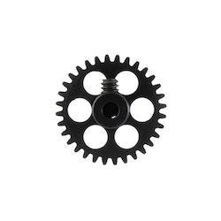 NSR - AW crown gear - 3/32 Alu - 32 Teeth Ø 16mm - Anglewinder 15°