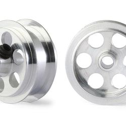 "NSR - Alu wheels 3/32"" - Rear Ø 16x8mm - Ultralight & very accurate (x2)"