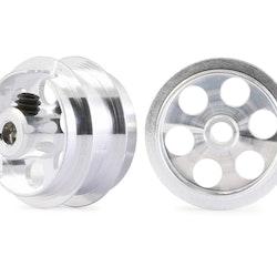 "NSR - Alu wheels 3/32"" - Rear Ø 16x10mm - Ultralight & very accurate (x2)"