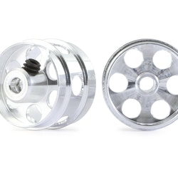 NSR - 3/32 Wheels - Rear Ø 16x10mm - Ultralight & very accurate (x2)