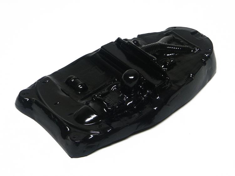 NSR - Corvette C6R - Lexan Cockpit