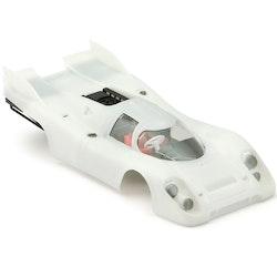 NSR - Porsche 917K - double fin - Body Kit Clear (white unpainted)