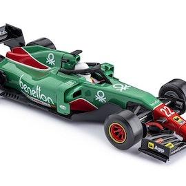 Policar - Monoposto F1 - 185T - 1985 livery - Benetton