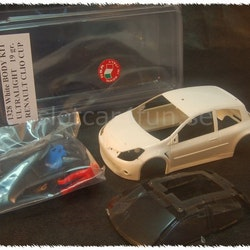 NSR - RENAULT CLIO CUP   - Body Kit Clear (white unpainted)