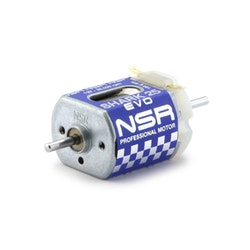 NSR - Shark 25 EVO Motor - 25.000rpm - 180 g•cm @ 12V - Short can