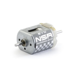 NSR - Shark 28 EVO Motor - 28.000rpm - 200 g•cm @ 12V - Short can